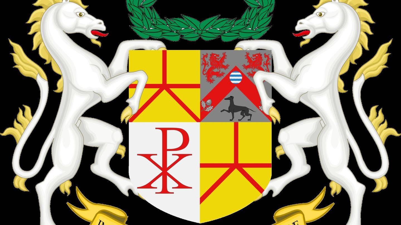 Escudo de armas de Austenasia. (Austenasia)