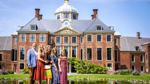 Huis ten Bosch, el palacio de 63 millones de euros donde se confina Máxima de Holanda