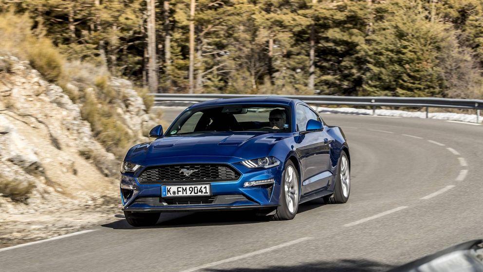 Ford Mustang, la leyenda continúa