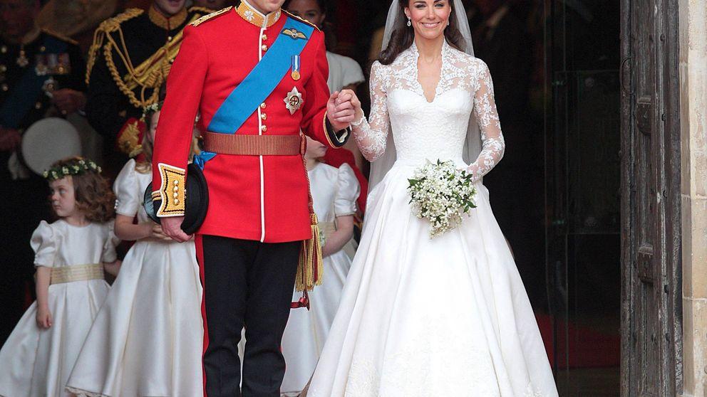 Los cinco años de amor de los duques de Cambridge en 20 imágenes