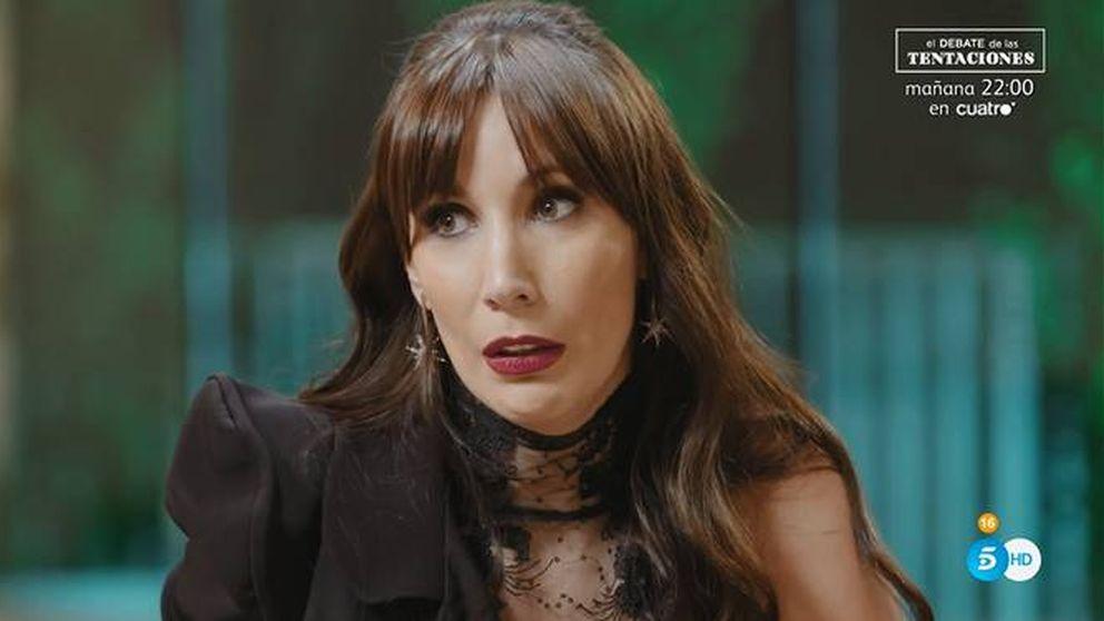 Fani se encara con Rubén en 'La isla': Falso, mentiroso, manipulador