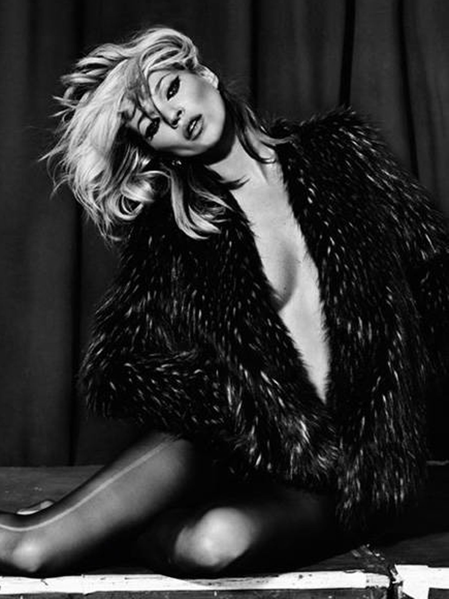 Kate Moss x Topshop.
