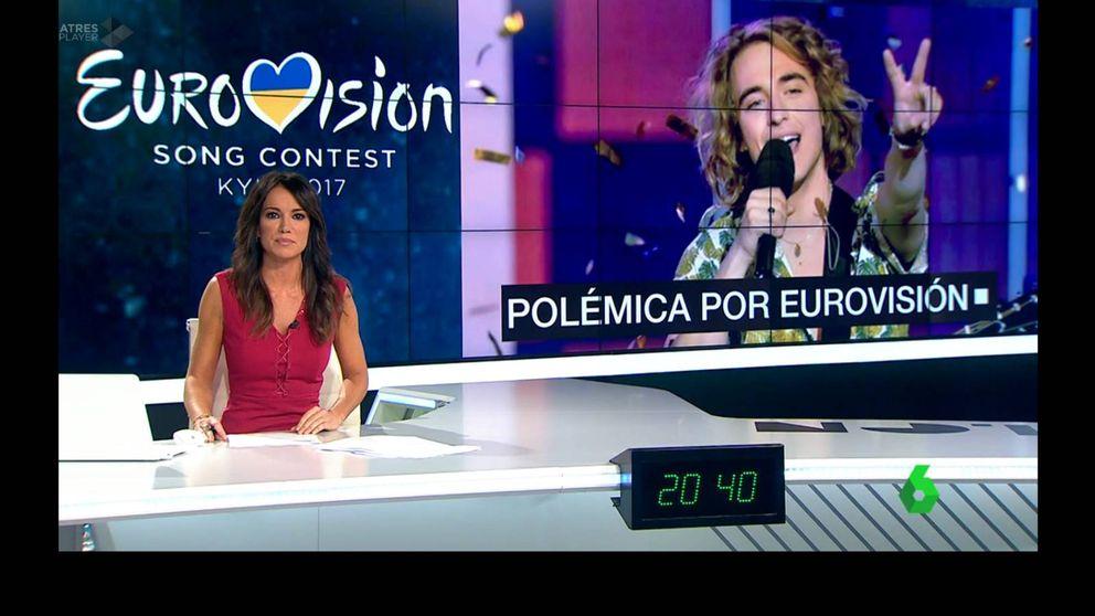 La Sexta Noticias habla de amaño y malversación en 'Objetivo Eurovisión'