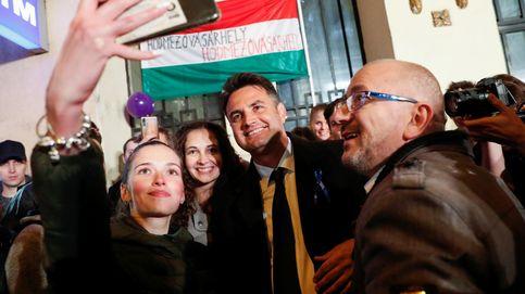 Un padre de siete, católico y conservador para unir a toda la oposición contra Orbán