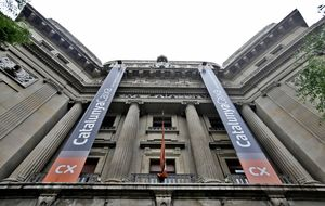 Deutsche y Credit Suisse financian a Blackstone en CatalunyaCaixa