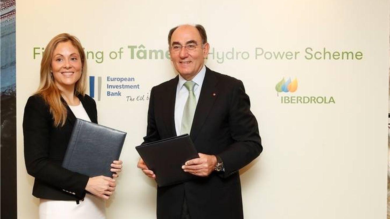 Iberdrola ficha a Emma Navarro menos de 3 meses después de dejar la cúpula del BEI