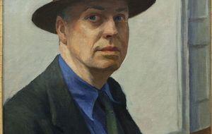 El americanismo de Hopper llega al Thyssen