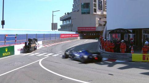 Las mejores imágenes del Gran Premio de Mónaco de Fórmula 1
