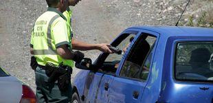 Post de Un conductor da positivo en todas las drogas que detecta el test de Tráfico