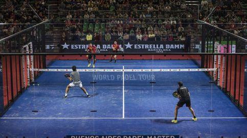 Lo mejor de los cuartos de final del Buenos Aires Pádel Master