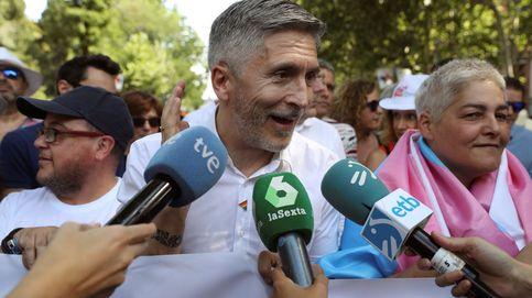 Grande-Marlaska, Rivera, Errejón... los políticos que desfilan en el Orgullo