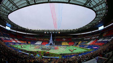 Huelgas, atascos, simulacros de bomba y fútbol en el arranque de la Eurocopa