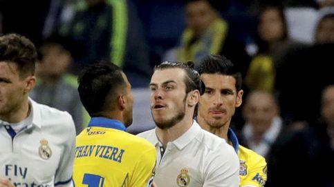Viera desquició y logró que expulsaran a Gareth Bale llamándole mono blanco