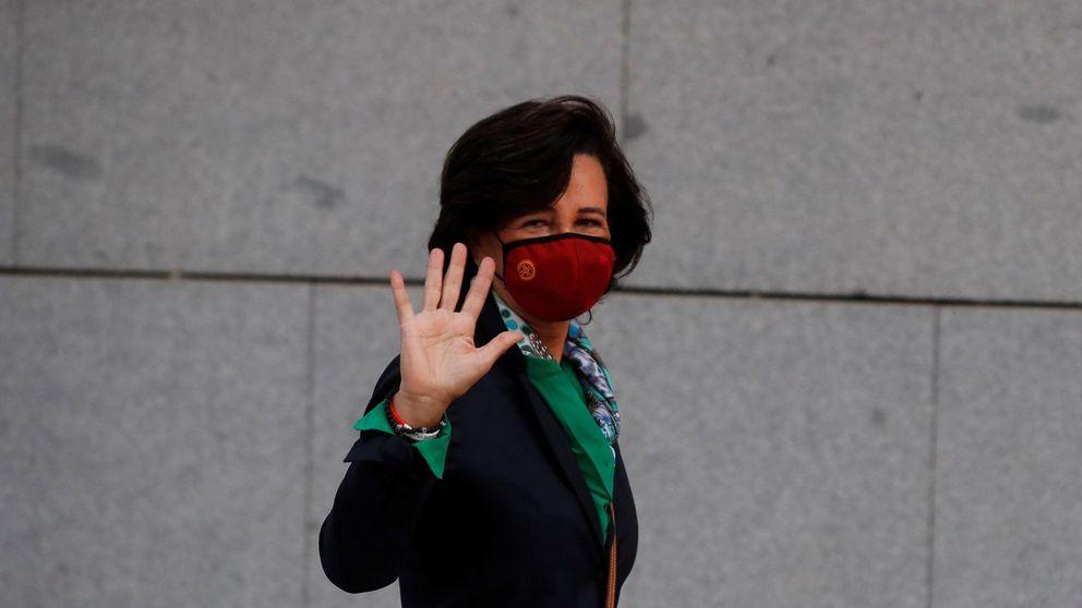 Botín (Santander) defiende que retomar el pago de dividendos ayudará a las economías