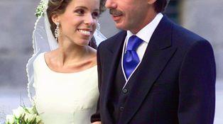 Así viví (desde dentro) la boda de Ana Aznar y Alejandro Agag