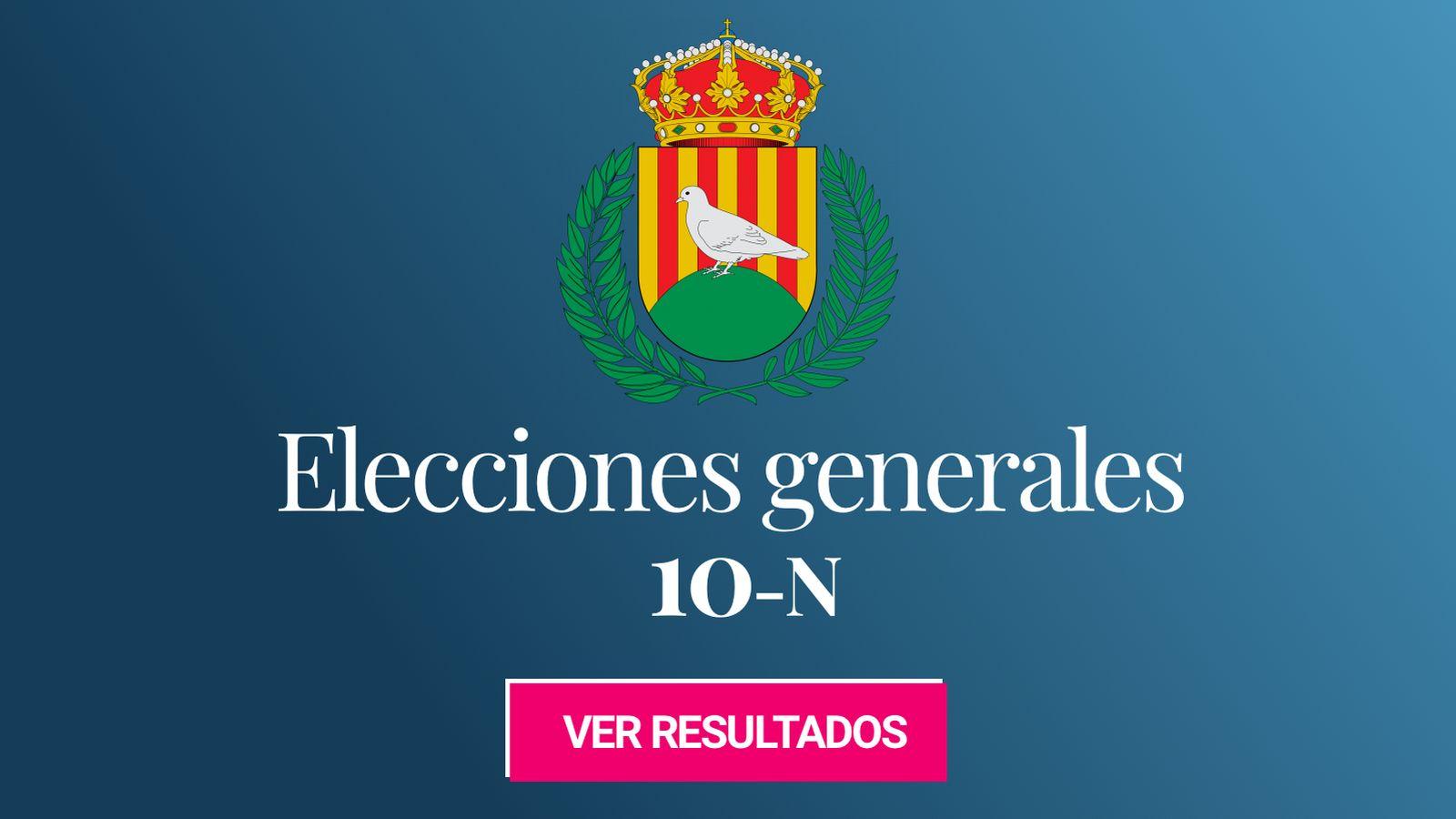 Foto: Elecciones generales 2019 en Santa Coloma de Gramenet. (C.C./EC)