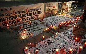 Madrid Arena, dos años después: cinco muertes y un juicio abierto