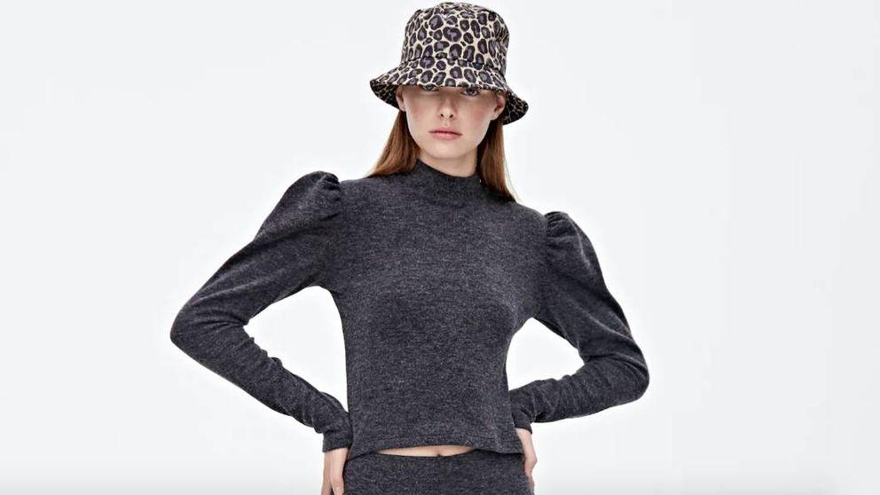 Este conjunto de pantalón y jersey de Pull and Bear puede ser casual o elegante, tú eliges