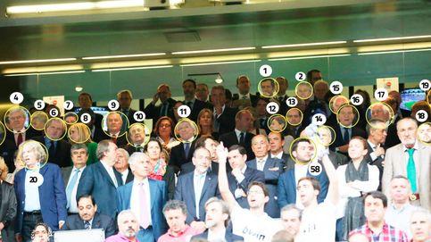 Aguado, Villegas, Páramo, Zafra... C's sucumbe al palco del Bernabéu