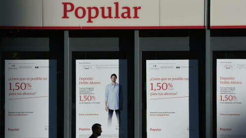 Foto de CaixaBank aporta pruebas: Popular refinanció a clientes desde Luxemburgo