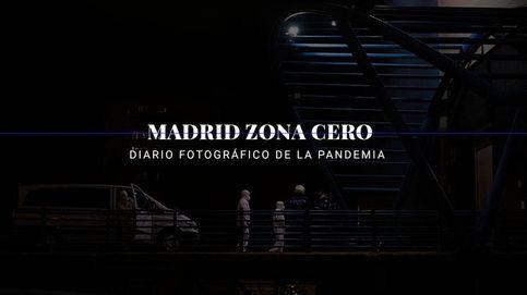 Madrid, zona cero: diario gráfico de la pandemia