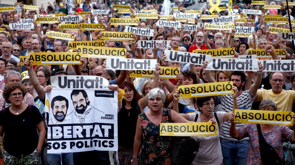 Unidas Podemos pide con ERC y JxCat, entre otros, la libertad de los Jordis