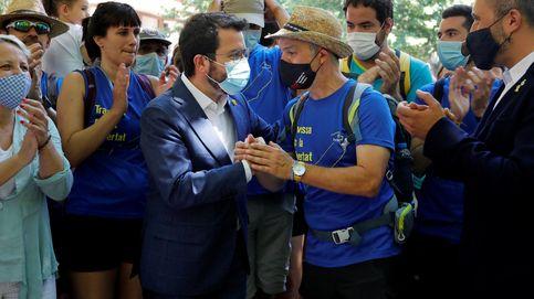 El indultado que se fue de peregrinaje por Cataluña y puede ser el nuevo líder de JxCAT