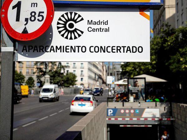 No, las multas por Madrid Central no decaen automáticamente tras el auto del Supremo