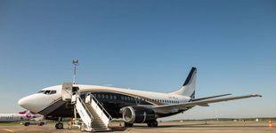 Post de Un fallo del Boeing 737 del Zalgiris Kaunas le obliga a aterrizar de emergencia en Madrid