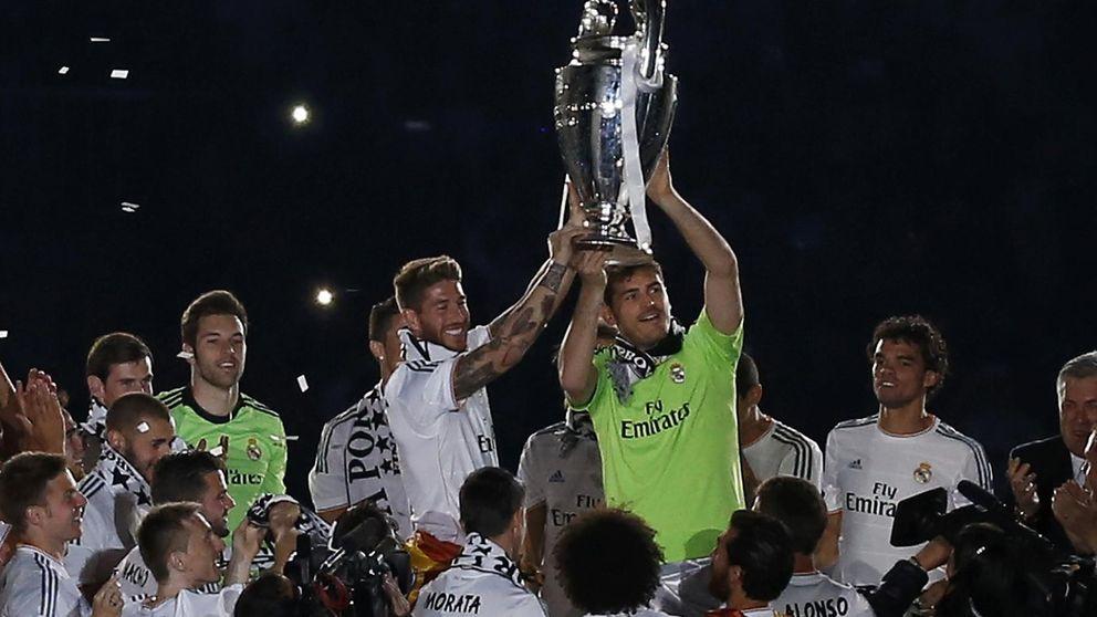 La Décima le costará al Madrid 32 millones en primas y cláusulas