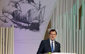 Rajoy advierte que las frivolidades contra sus reformas serían un error