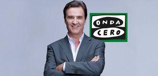Post de José Ramón de la Morena, protagonista de la nueva temporada de Onda Cero