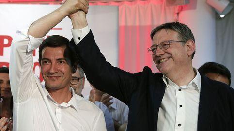 Sánchez fracasa en su asalto contra Puig pero gana en Cantabria y La Rioja