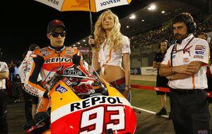 La fórmula Márquez: cambiar todo en el último momento para ganar