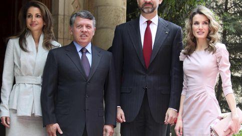 La agenda de Abdalá y Rania en España: cena en El Pardo y almuerzo en el Palacio Real