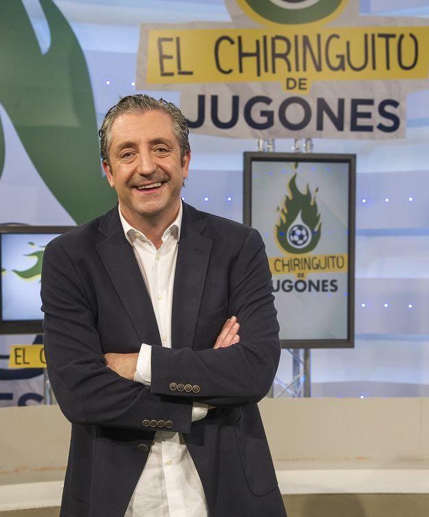 Foto: Josep Pedrerol, presentador de 'El chiringuito de Jugones' (laSexta).