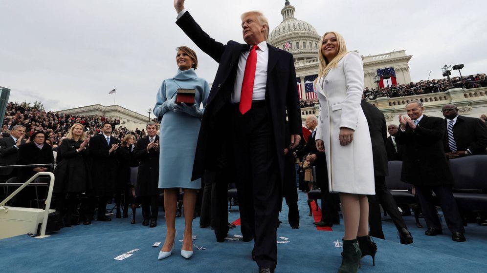 Foto: Presidente Trump, Año Uno