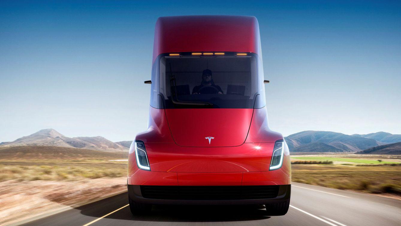 El camión de Tesla también tendrá modo 100% autónomo (Tesla)
