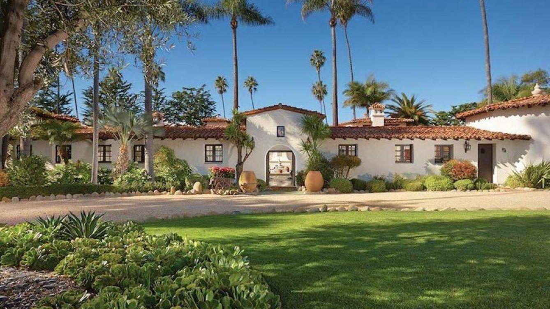 La 'Casa Blanca de California', a la venta por 63'5 millones de dólares