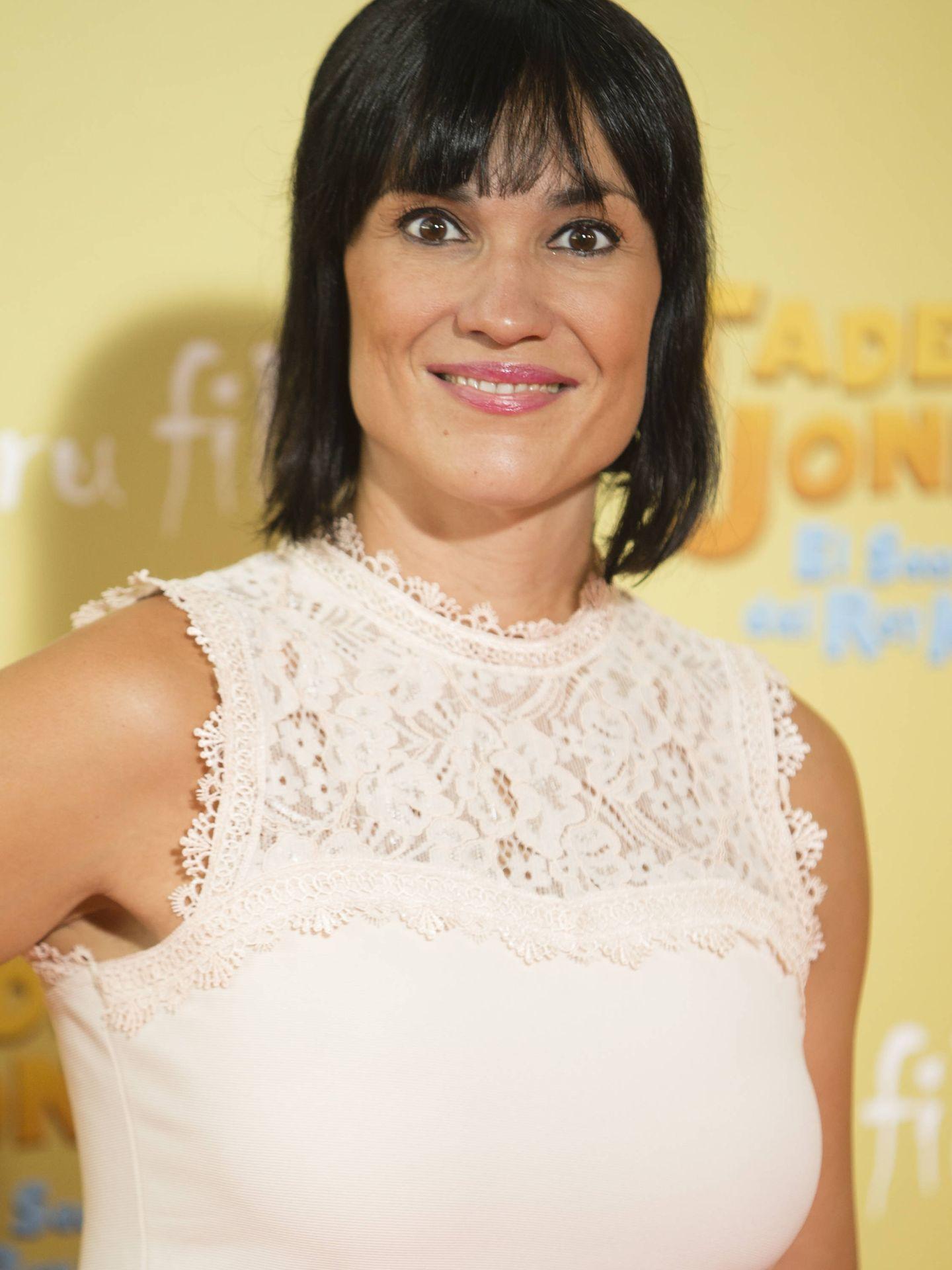 Irene Villa durante la premiere de la película 'Tadeo Jones 2: el secreto del rey Midas'. (Gtres)