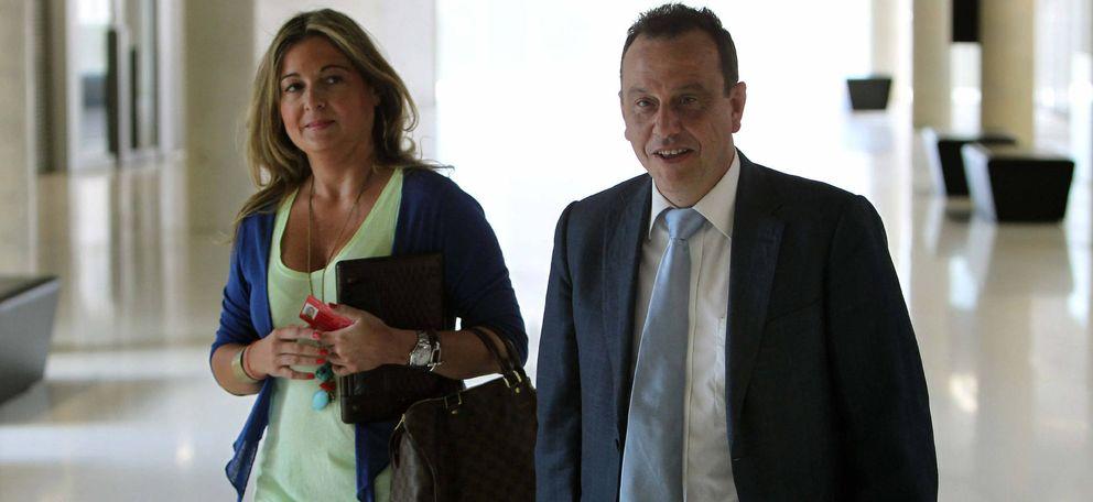 El fiscal del caso Palma Arena, Pedro Horrach. (EFE)