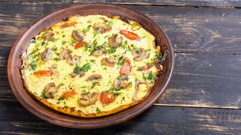 Tortipizza, la original receta que te sacará de más de un apuro