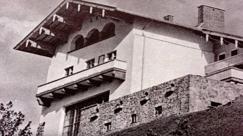 Berghof, la segunda residencia de Hitler convertida en santuario de los neonazis