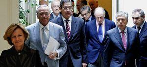 Foto: El BdE cifra el rescate de la banca en 15.000 millones frente a los 50.000 que pide el mercado