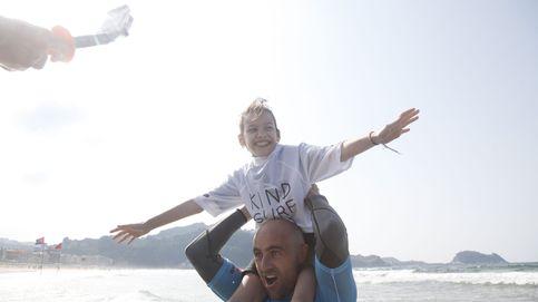 Kind Surf, la apasionante y feliz aventura de integrar a los niños sobre las olas