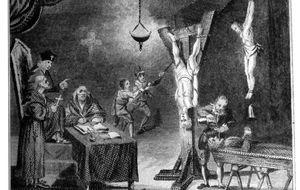 La Inquisición: un epítome de brutalidad, pero no peor que otros
