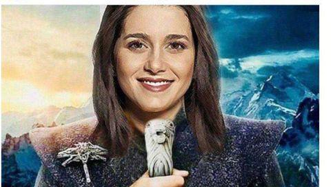 Pifia de Cs en redes sociales: usan imágenes de 'Juego de tronos' sin permiso de HBO