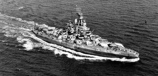 Post de Encuentran el desaparecido USS Nevada, el barco estrella de EEUU en la II GM