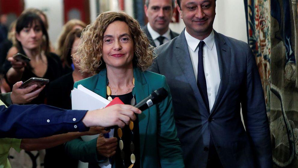 El Congreso suspende a los 4 diputados presos con los votos de PSOE, PP y Cs