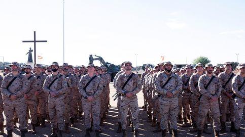 Defensa ordena el regreso de 200 militares españoles desplegados en Irak